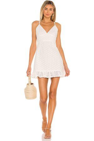 Minkpink Juliana Anglaise Dress in .