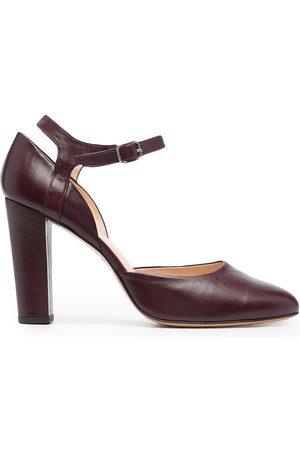 Tila March Women Heels - Mambo ankle strap pumps