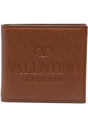 VALENTINO GARAVANI Men Wallets - Logo-debossed cardholder