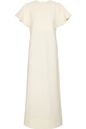 Jil Sander Women Maxi Dresses - Stretch-crêpe maxi dress