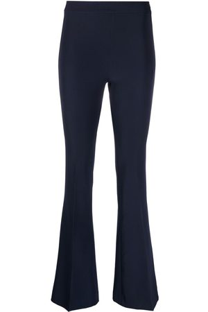 BLANCA Women Formal Pants - High-waisted flared trousers