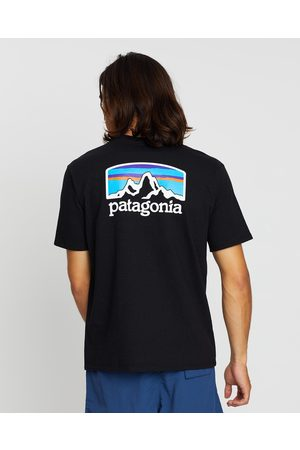 Patagonia Men's Fitz Roy Horizons Responsibili Tee - Short Sleeve T-Shirts Men's Fitz Roy Horizons Responsibili-Tee