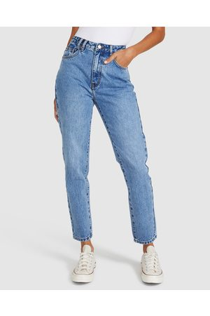 Insight Callee Classic Mom Jeans - Jeans Callee Classic Mom Jeans