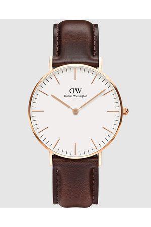 Daniel Wellington Classic Bristol 36mm - Watches (Rose ) Classic Bristol 36mm