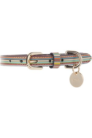 Scarves - Paul Smith Multicolor Signature Stripe Collar