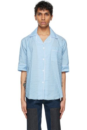 Youths in Balaclava Pajama Short Sleeve Shirt