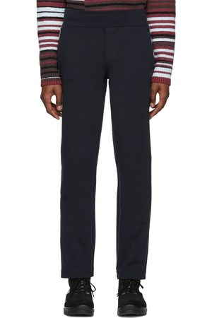 Moncler Navy Tapered Lounge Pants