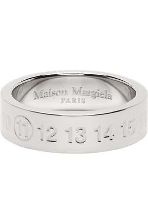 Maison Margiela SSENSE Exclusive Numbers Ring