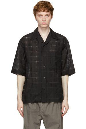 Lemaire SSENSE Exclusive Woven Short Sleeve Shirt
