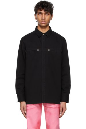 Givenchy Denim 4G Rivet Jacket