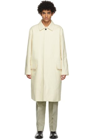 Jil Sander Off- Sport Trench Coat