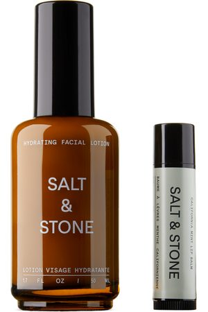 Salt & Stone 'The Face Set 2' Skin Care Set