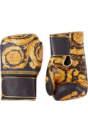 Versace & Boxing Gloves