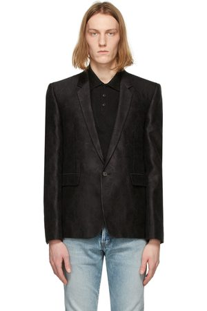 Saint Laurent Parasol Tailored Blazer