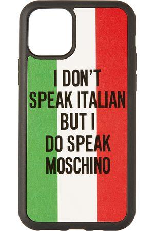 Moschino Italian Slogan iPhone 11 Pro Case