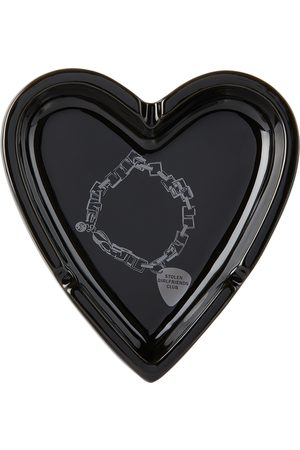Stolen Girlfriends Club Death Metal Bracelet Heart Ashtray