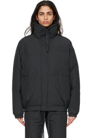 Essentials Nylon Puffer Jacket