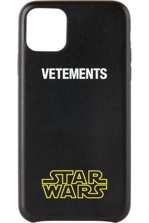 VETEMENTS Star Wars Edition Logo iPhone 11 Pro Max Case
