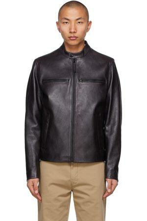 Boss Leather Nadilo Jacket