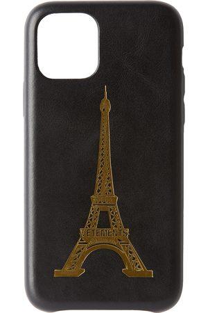 VETEMENTS Eiffel Tower iPhone 11 Pro Case