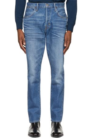 TOM FORD Tapered Selvedge Jeans