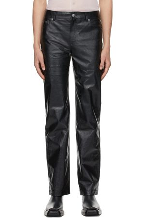 Peter Do Leather Pants
