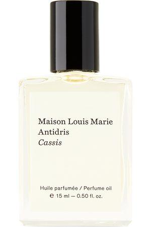 Maison Louis Marie Antidris Cassis Perfume Oil, 15 mL