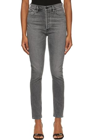 Goldsign 'The High-Rise Slim' Jeans
