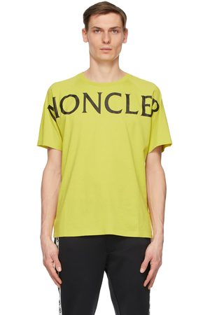 Moncler Matt Logo T-Shirt