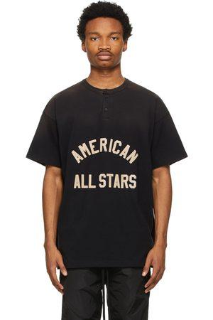 Fear of God 'American All Stars' Short Sleeve Henley