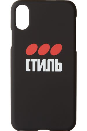 Heron Preston 'Style' iPhone XS Case