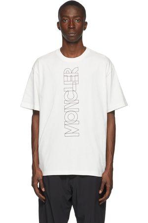 Moncler Grenoble Off- Logo T-Shirt