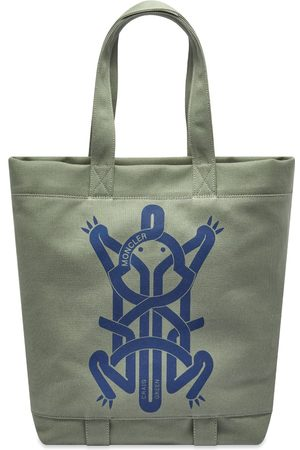 Moncler Genius X Craig Lightweight Logo Tote Bag
