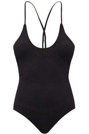 DODO BAR OR Rubi Racerback Ribbed Bodysuit - Womens