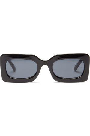 Le Specs Oh Damn! Rectangular Sunglasses - Womens