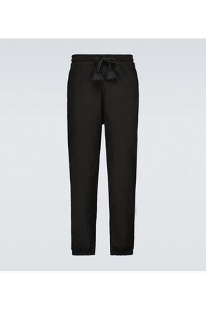 Moncler Genius 5 MONCLER CRAIG GREEN cotton sweatpants