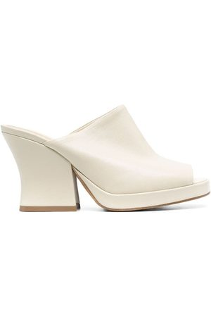 Bottega Veneta Wedge leather sandals