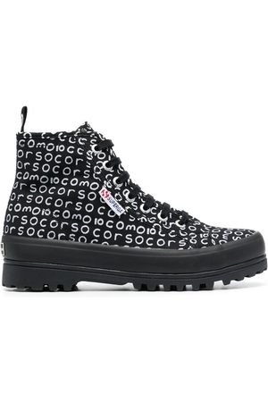 Superga Women Sneakers - X 10 Corso Como canvas sneakers