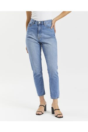 Dr Denim Women High Waisted - Nora Jeans - High-Waisted (Empress ) Nora Jeans