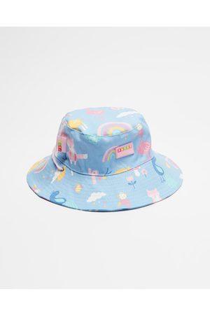 Penny Scallan Girls Hats - Bucket Hat - Hats (Rainbow) Bucket Hat
