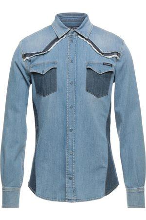Dolce & Gabbana Men Denim - Denim shirts