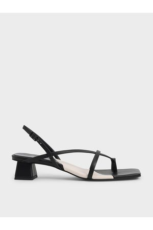 CHARLES & KEITH Strappy Slingback Sandals