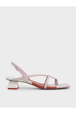 CHARLES & KEITH Women Sandals - Strappy Slingback Sandals