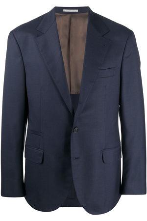 Brunello Cucinelli Men Blazers - Single-breasted blazer