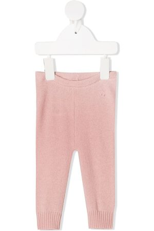 Bonpoint Knitted cashmere trousers