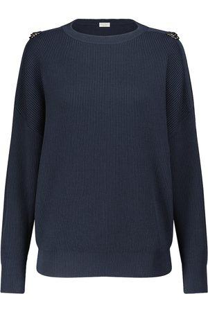 Brunello Cucinelli Ribbed-knit cotton sweater