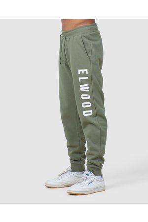 Elwood Mens Huff N Puff Track Pants - Track Pants (Army ) Mens Huff N Puff Track Pants
