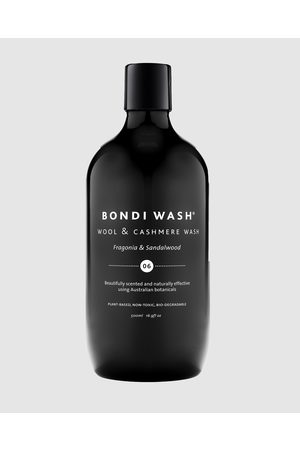 Bondi Wash Fragrances - Wool & Cashmere Wash 500ml - Home (Natural) Wool & Cashmere Wash 500ml