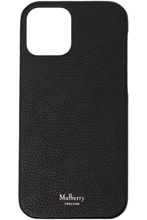 Mulberry Phone Cases - Classic-grain iPhone 12 case