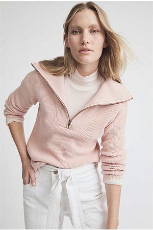 WITCHERY Women Sweaters - Zip Slouch Knit
